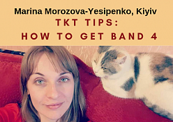 TKT Tips: how to get Band 4